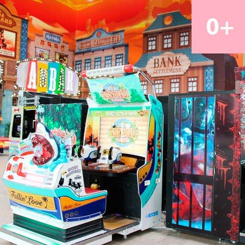 Игровые автоматы Western Park